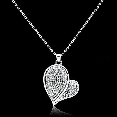 Secret Heart Pendant