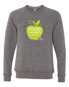 """Food Changes Everything"" Sweatshirt"