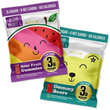 Low Sugar Variety Pack - Fruity & Sour