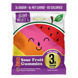 Sour Caramel Apple Gourmet Gummies