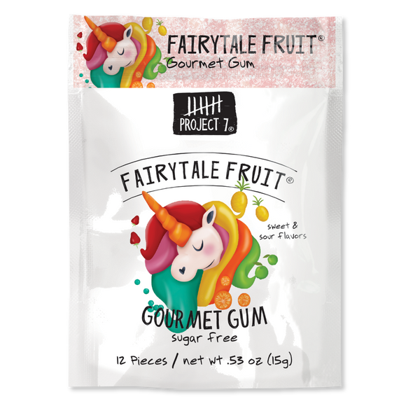 Fairytale Fruit Gum