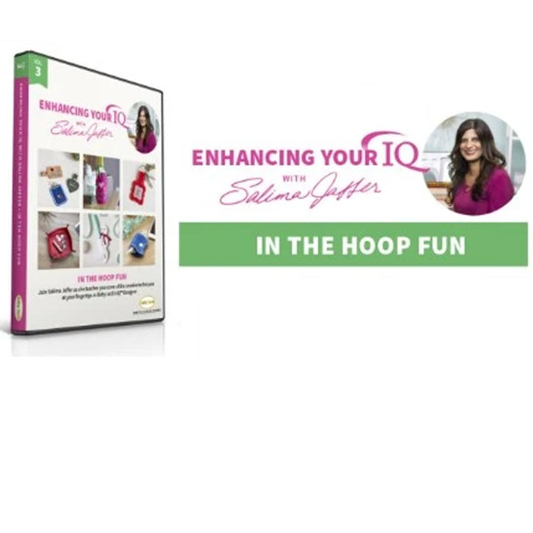 Enhancing Your IQ Vol. 3, In The Hoop Fun