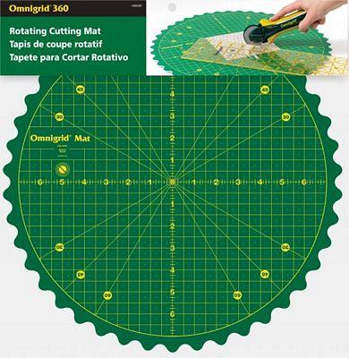 Omnigrid 360 Rotating Cut Mat