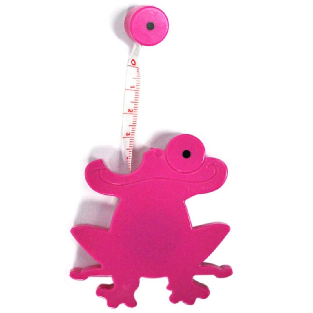 Jumpy Frog Tape Measure Assorted Color