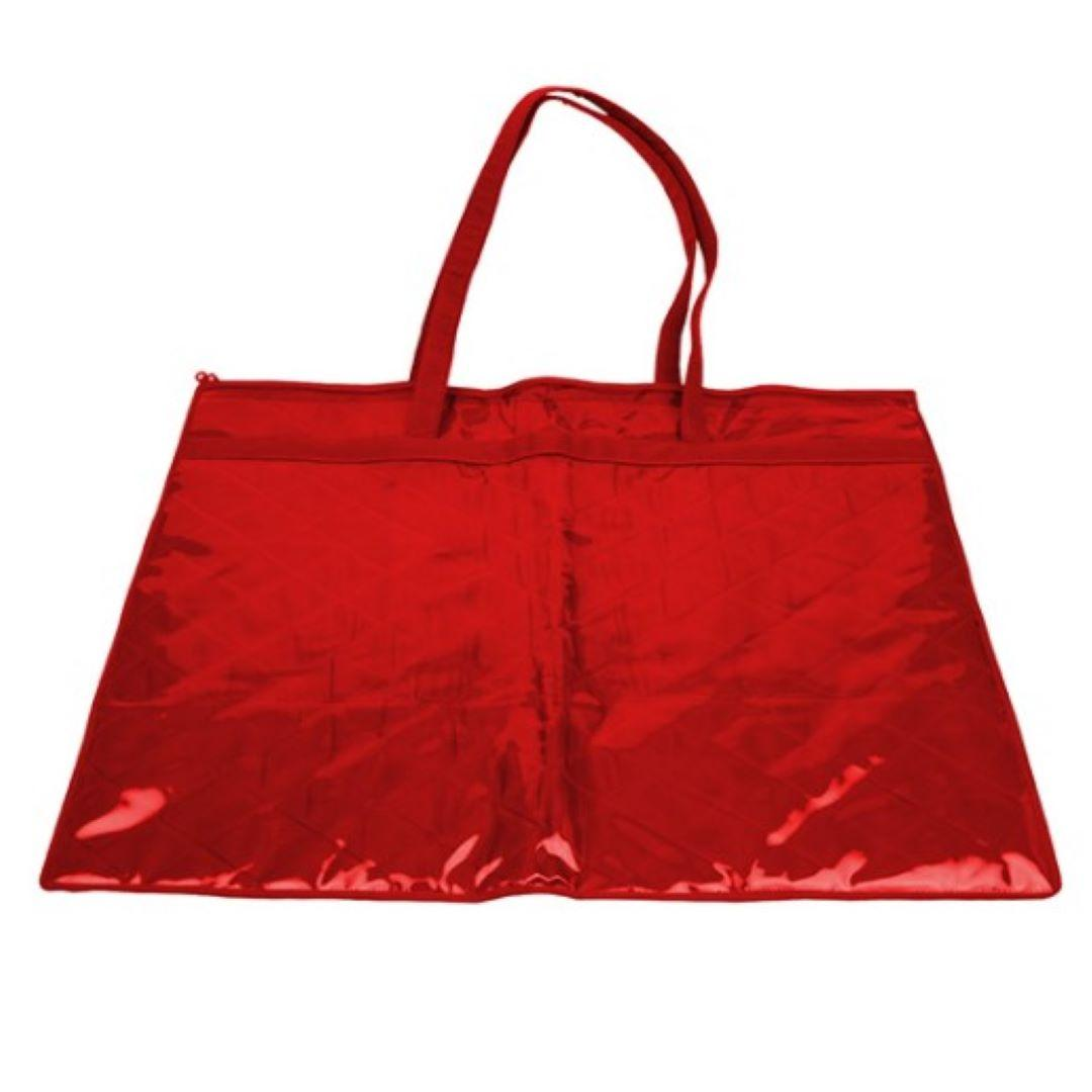Large Mat Carrier Red