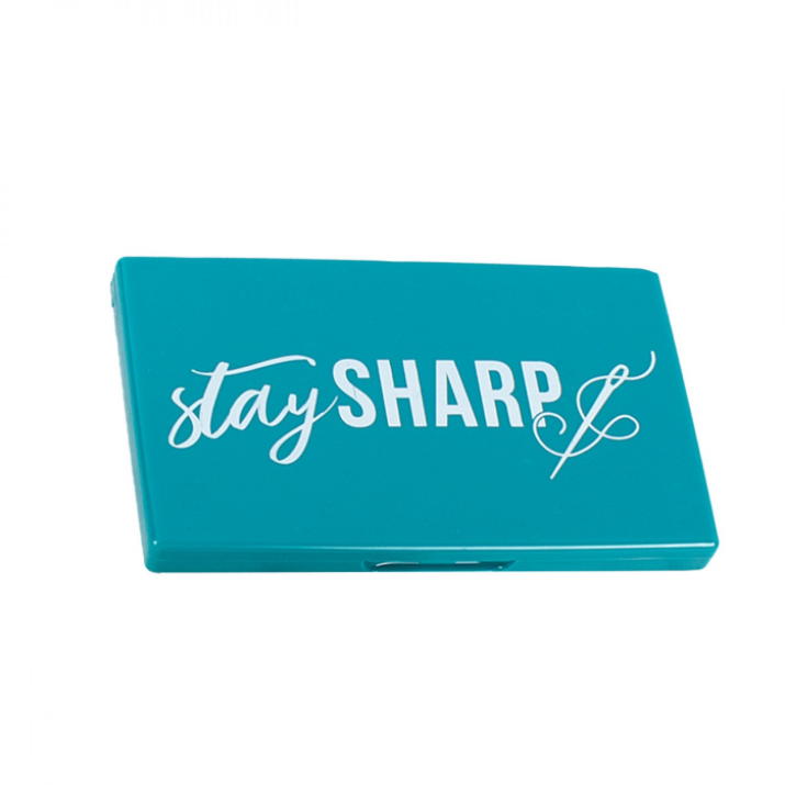 Stay Sharp Magnetic Needle Case