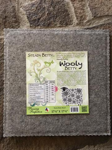 Wooly Betty Pressing Surface (WB171/2X171/2)