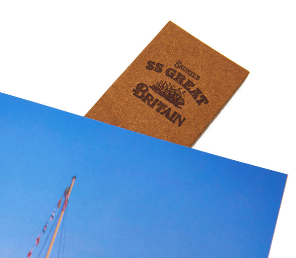SS Great Britain Bookmark