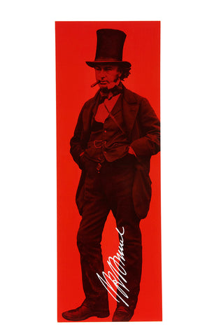 Mr Brunel Panoramic Postcard