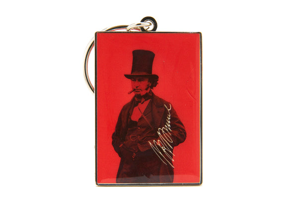 Mr Brunel Keyring