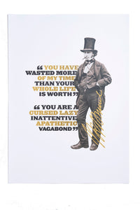 Brunel's Quotes Poster
