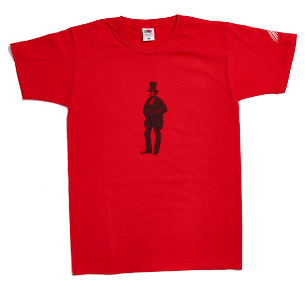 Mr Brunel Figure T-shirt