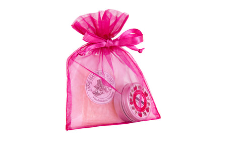 Strawberry & Rosehip Soap and Lip Balm Gift Bag