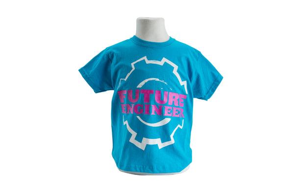Future Engineer Kids T-Shirt