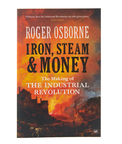 Iron  Steam and Money