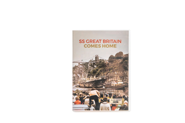 SS Great Britain Comes Home DVD
