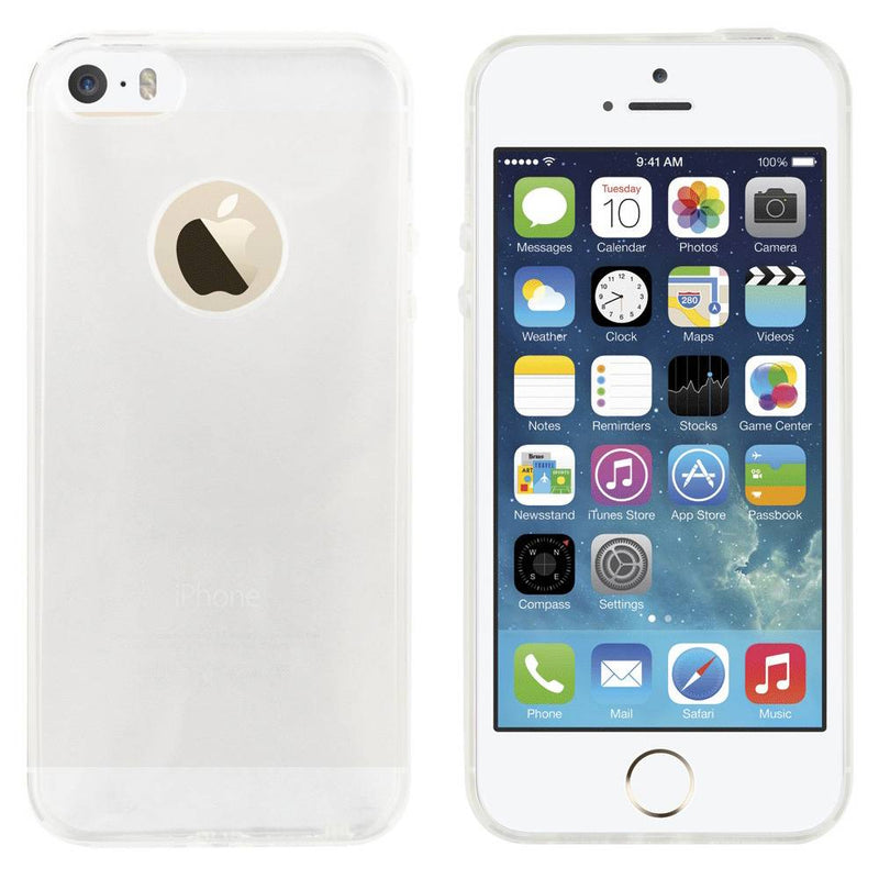 Coolskin3t iphone 5/5s/se tr. wit