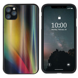 Aurora glass iphone 11 pro (5.8) geel