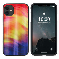 Aurora glass iphone 11 (6.1) paars