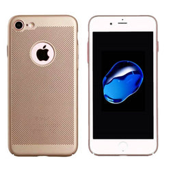Holes iphone 6/6s goud