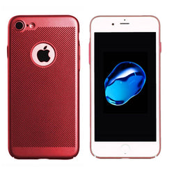 Holes iphone 6 plus/6s plus rood