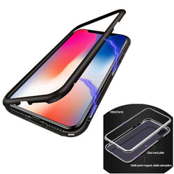 Magnet iphone 8/7 zwart
