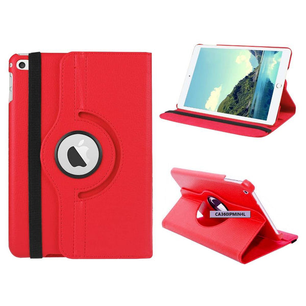 360 twist ipad mini 4 rood
