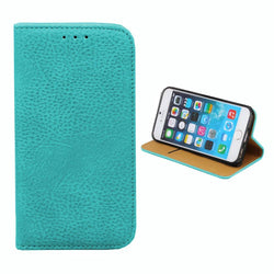 Book pu iphone 6/6s turquoise