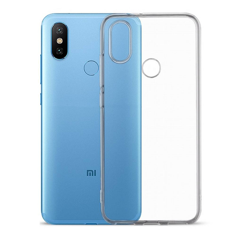 Coolskin3t redmi note 7 transparant wit