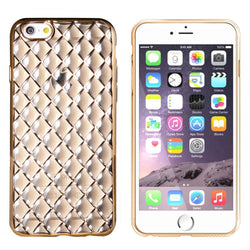 Diamond iphone 6 plus/6s plus goud zwart