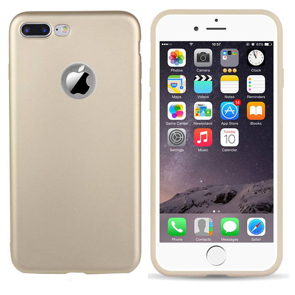 Slim iphone 7 goud