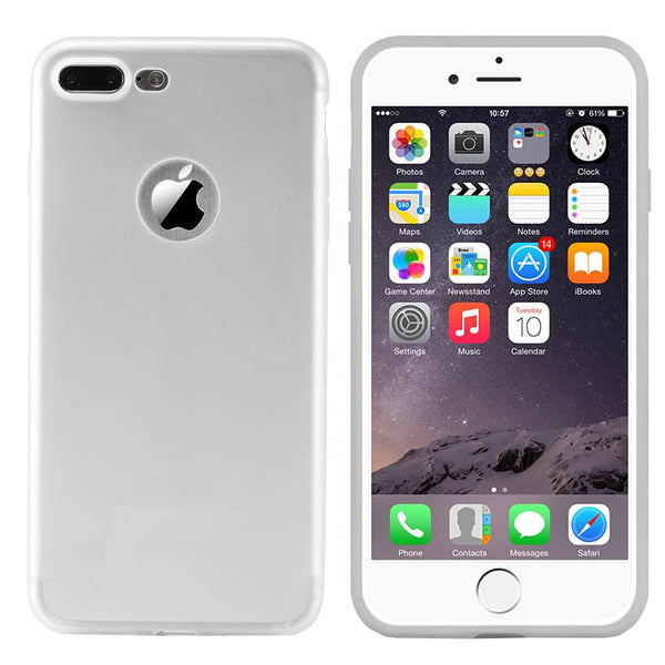 Slim iphone 7 zilver