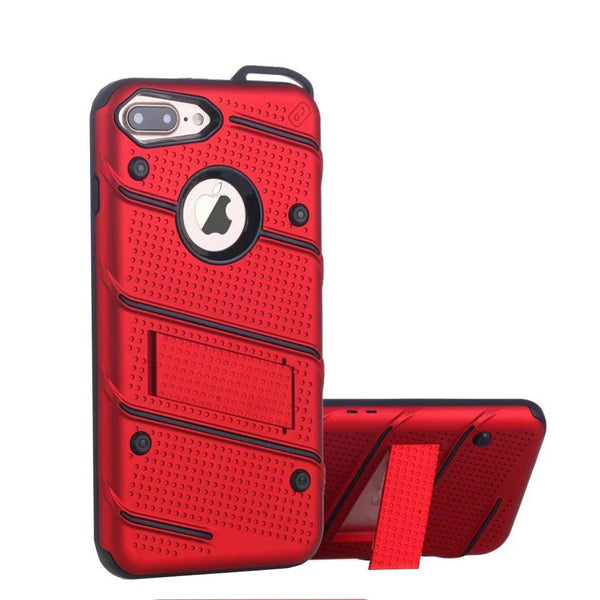 Armour stand iphone 6 plus rood