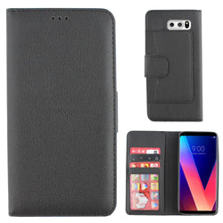 Wallet case v30 zwart