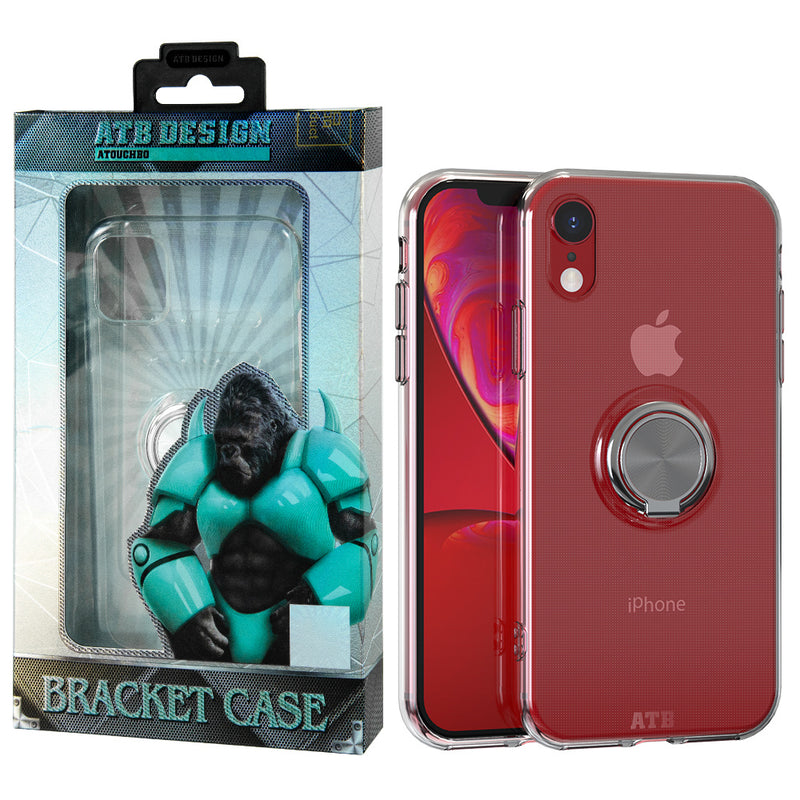 Ring houder tpu iphone xr