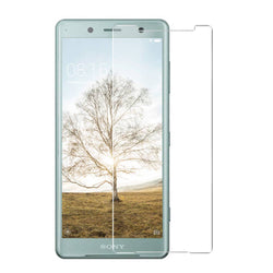 "Glass xperia xz2 (5.7"") transparant"