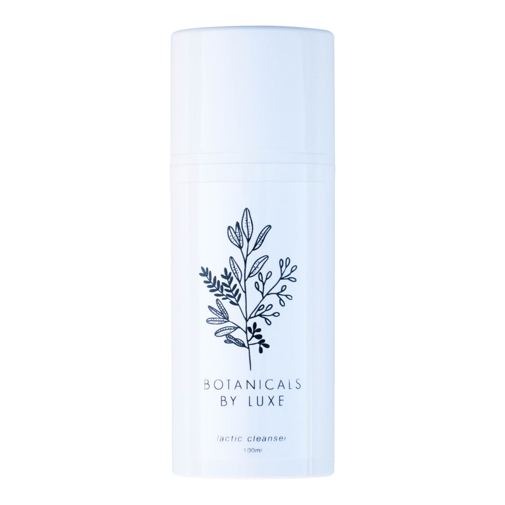 Botanicals By Luxe Lactic Cleanser
