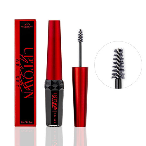 MODEL ROCK UPTOWN BROW SET CLEAR