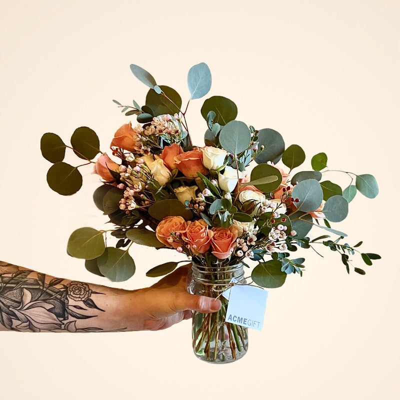 Over The Moon For You Arrangement