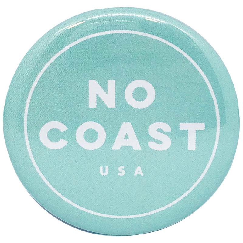 No Coast Mint Magnet