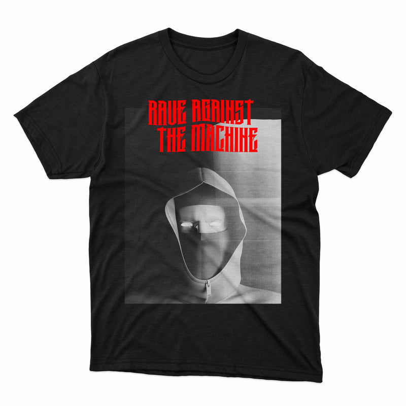 Rave Against The Machine - Black T-shirt