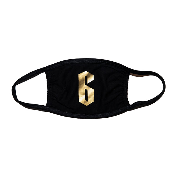 FACEMASK GOLDEN SIX