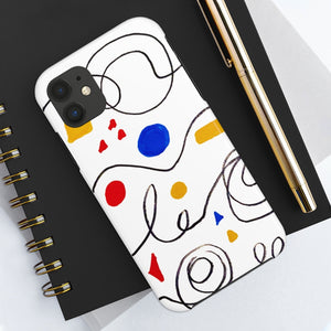 Mondrian Phone Case