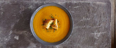 Ginger Carrot Orange Soup
