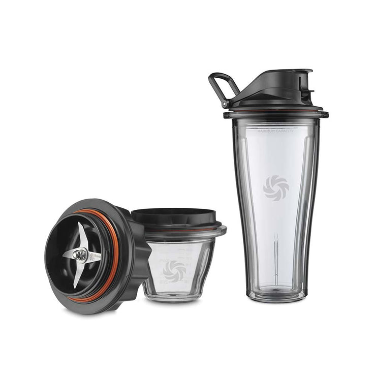 Ascent® Blending Cup & Bowl Starter Kit with<br/>SELF-DETECT™