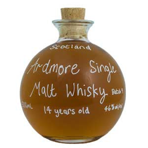 Ardmore, 14 Years Old Single Malt Whisky