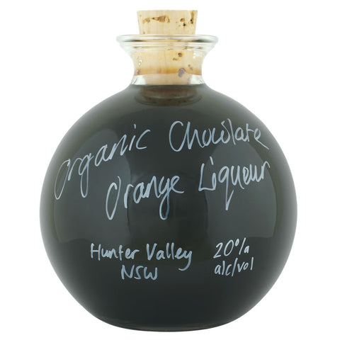 Organic Chocolate Orange Liqueur 20%
