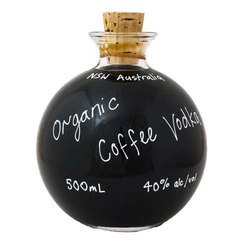 Organic Coffee Vodka 40%