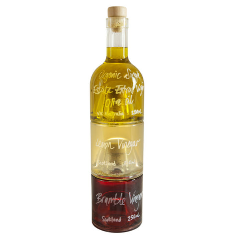 The Oil & Vinegar Tower (750mL)