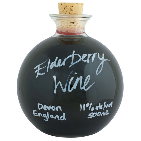 Elderberry Wine 11%